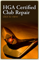 HGA Certified Club Repair